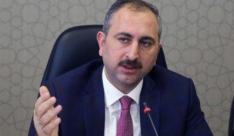 Adalet Bakanı açıkladı! Seçimden sonra kanunlaşacak ilk yasa…