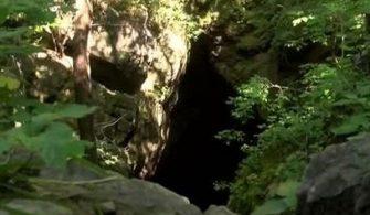 Baldızını öldürüp mağaraya gömdü!
