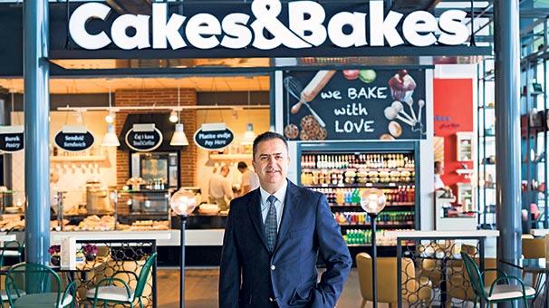 Cakes & Bakes Avrupa'nın en iyisi