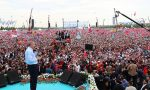 Cumhurbaşkanı Erdoğan Yenikapı'dan müjdeleri peş peşe sıraladı