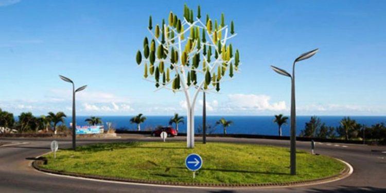 Elektrik Üreten Ağaç Hayran Bıraktı!