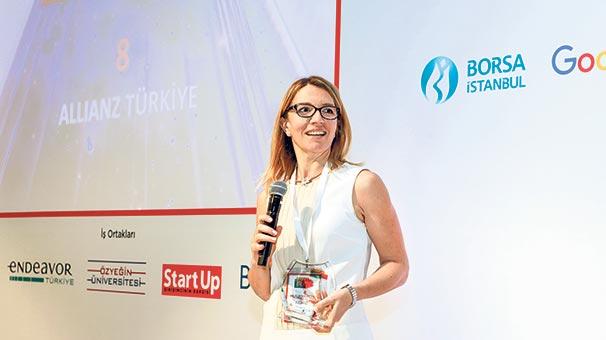 'Start-up dostu' ödülü
