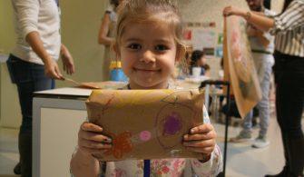 Kadıköy Belediyesi Tasarım Atölyesi Adıyamanlı Çocuklara Oyuncaklar Gönderdi
