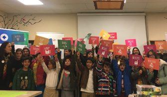 Seferihisar Çocuk Belediyesi üyelerinin 'SDG4Kids Oyununa' ilgisi yüksek oldu!