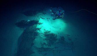 Mariana Çukuru'nun 11 kilometre derininde plastik bulundu
