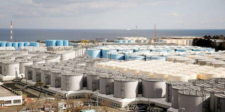 Pasifik'e radyoaktif su