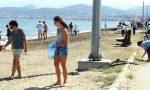 Urla'da yüzme ve çevre şenliği yapıldı