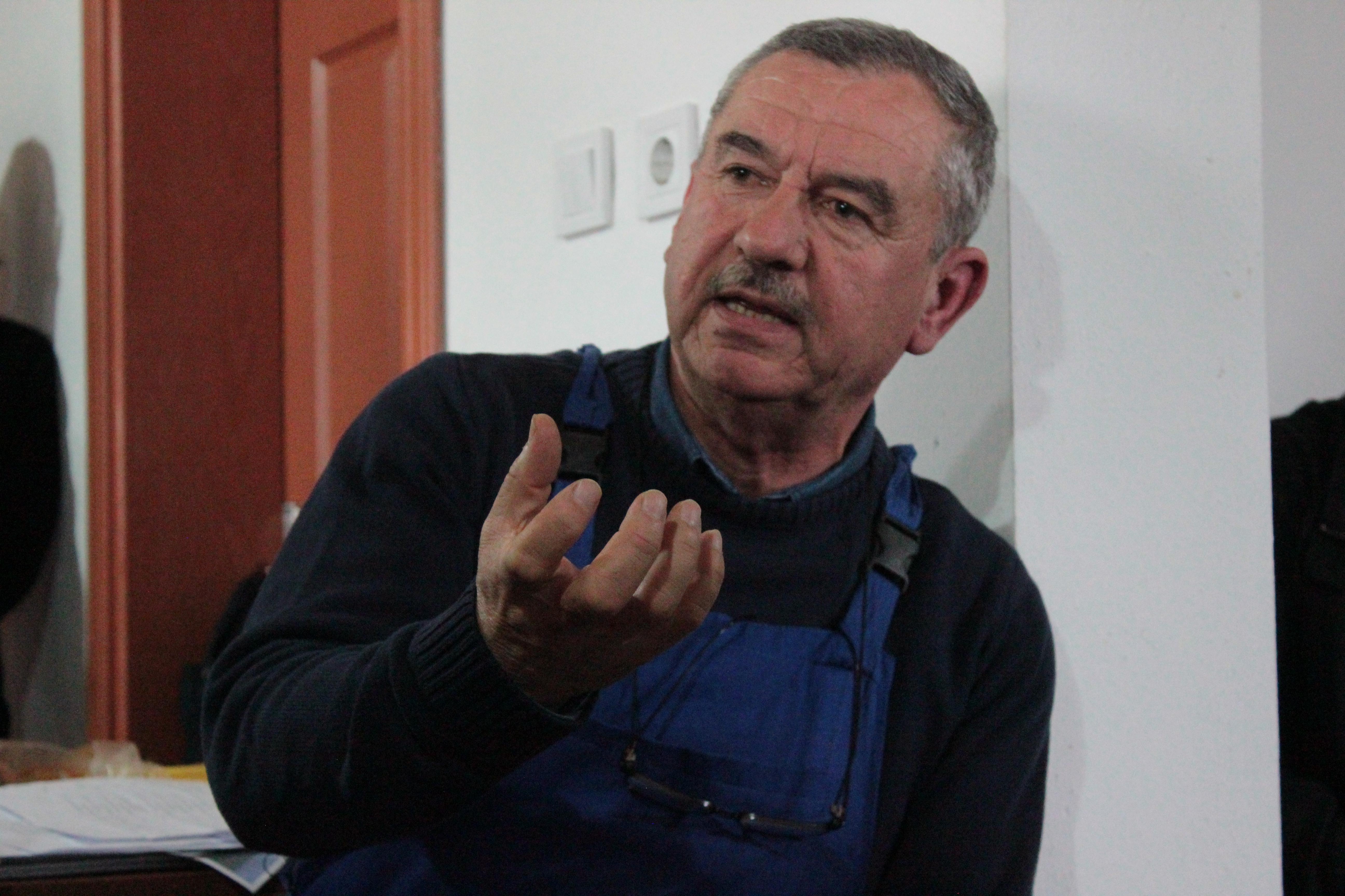 """1581922879 aban burhan - Şaban Burhan Karacabey'de """"Zehirsiz Sofralara"""" Üretim Yapıyor"""